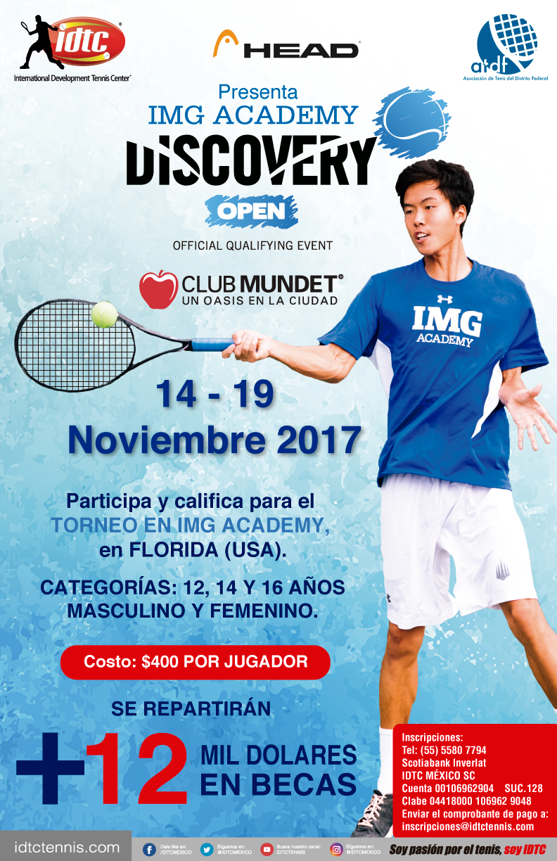 DISCOVERY CLUB MUNDET